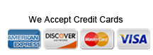 Credit Cards Accepted - Towing Mississauga